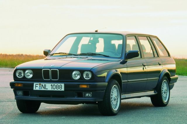 İlk BMW Station Wagon